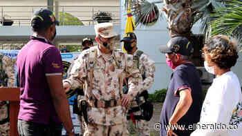 En video | Gaula rescató a dos personas secuestradas en la Zona Bananera - El Heraldo (Colombia)