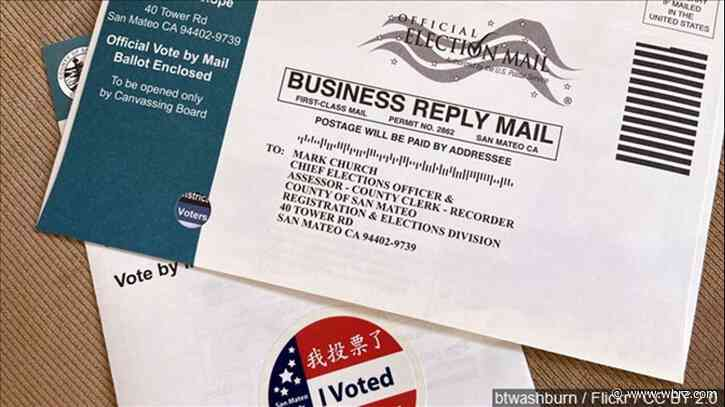 Postal Service warns states across US about mail voting