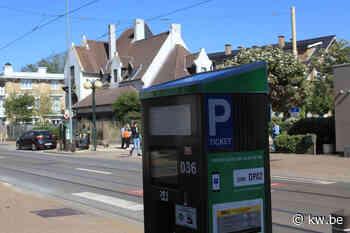 Testpistes parkeerbeleid werpen vruchten af