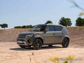 Revised Suzuki Ignis gets hybrid power as standard - Fleet World