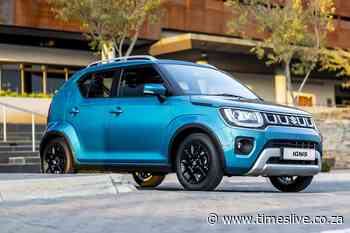 REVIEW   Updated 2020 Suzuki Ignis remains a top choice - TimesLIVE