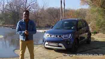 WATCH   Ignition TV reviews the new 2020 Suzuki Ignis - TimesLIVE