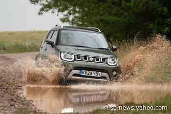 2021 Suzuki Ignis goes on sale in the UK - Yahoo Singapore News