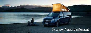 [Werbung] Wir verlosen eine Woche #vanlife mit Mercedes-Benz Vans - Fräulein Floras Favourite Hangouts