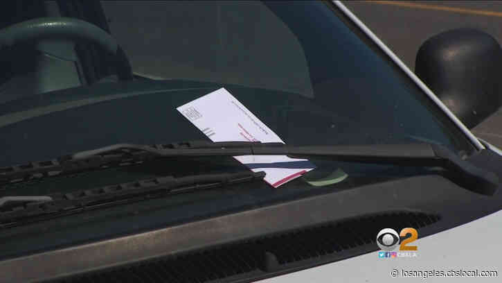 Mayor Garcetti Extends Relaxed Parking Enforcement In LA Through Oct. 1