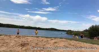 A new 'secret beach' has opened just 90 mins away from Manchester