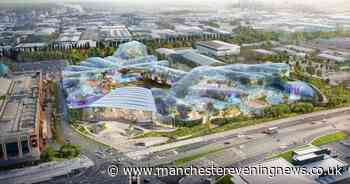 The latest on the enormous spa opening next door to the Trafford Centre
