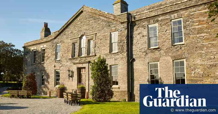 The Pig at Harlyn Bay: good food in a gorgeous setting in Cornwall – review
