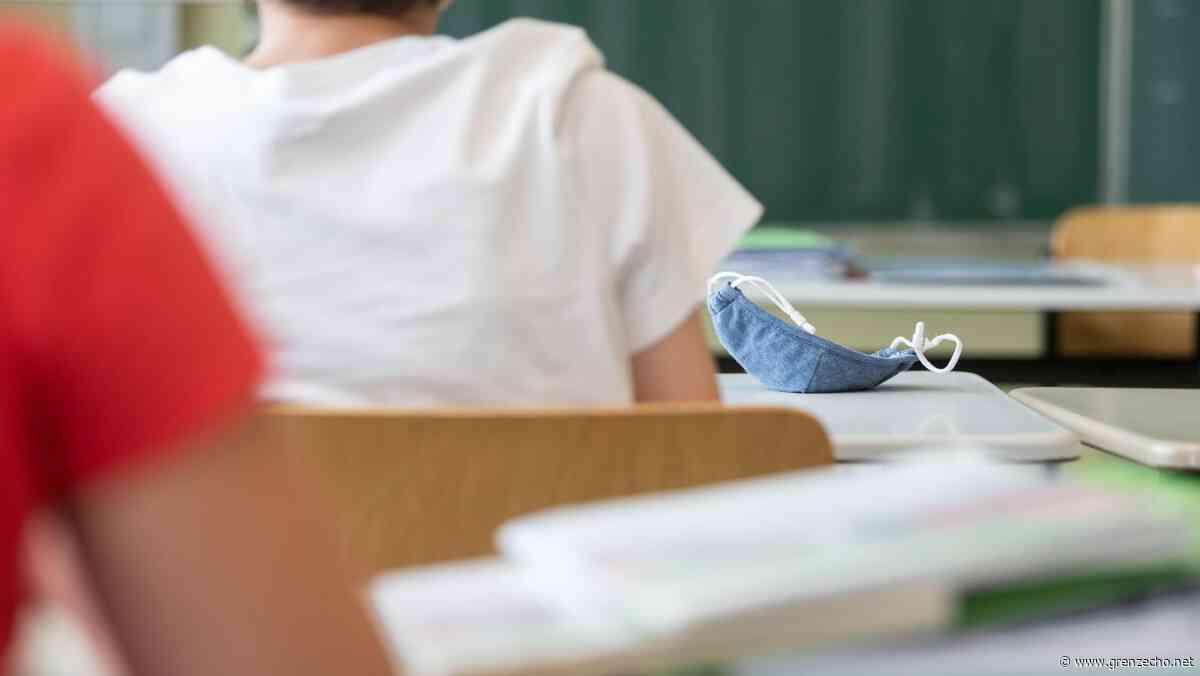 Schulstart mit Maske: Das müssen Eltern und Schüler wissen - GrenzEcho.net