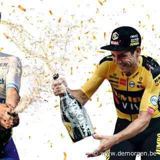 'Ooit wint hij de Tour': waar ligt de meet voor supertalenten Remco Evenepoel en Wout van Aert?