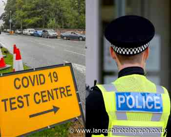 Police out in Blackburn enforcing coronavirus lockdown – as many still failing to comply - Lancashire Telegraph