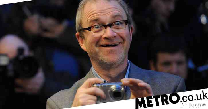 Harry Enfield 'splits from wife of 23 years and leaves family home'