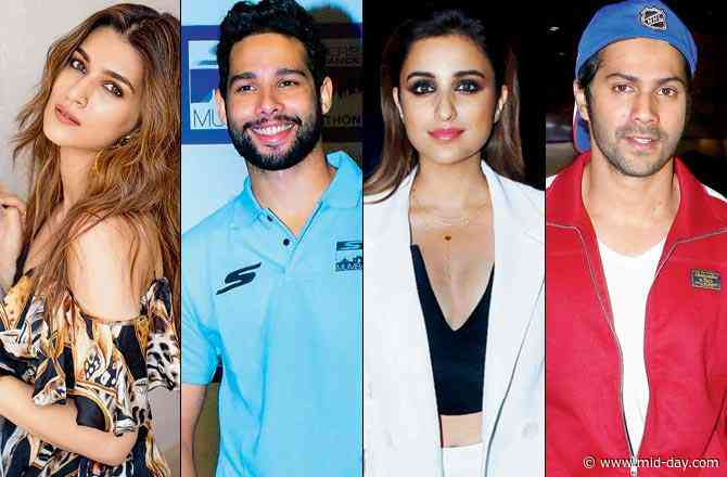 Parineeti Chopra, Varun Dhawan, other B-town celebs join justice for SSR campaign