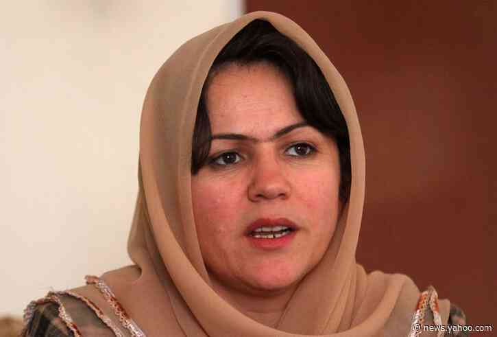 Afghan women's rights advocate, negotiator injured in attack