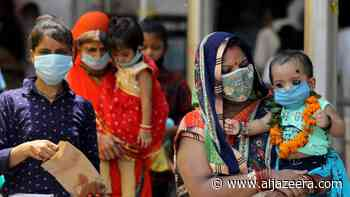 India coronavirus cases cross 2.5 million: Live updates - Al Jazeera English