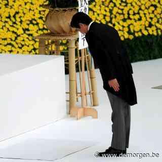 Japanse premier stuurt ritueel offer naar omstreden tempel bij herdenking doden Tweede Wereldoorlog