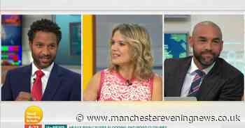 Piers Morgan has savage response to jibe from GMB's Sean Fletcher