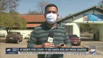 Instituição de saúde de Santa Rita do Passa Quatro confirma 8 casos de Covid-19, sendo uma morte - G1