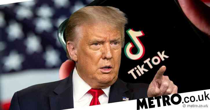 Donald Trump orders TikTok to sell US operations in 90 days