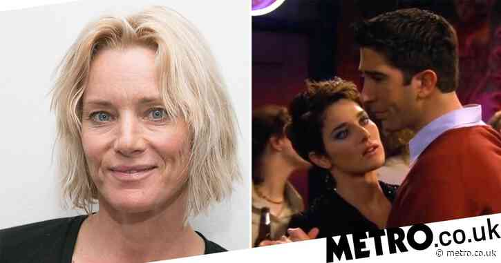Friends star 'the hot girl from the Xerox place' who split Ross and Rachel up looks 'unrecognisable' 23 years on