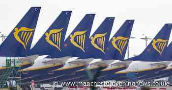 Ryanair's position on flight refunds as France quarantine begins