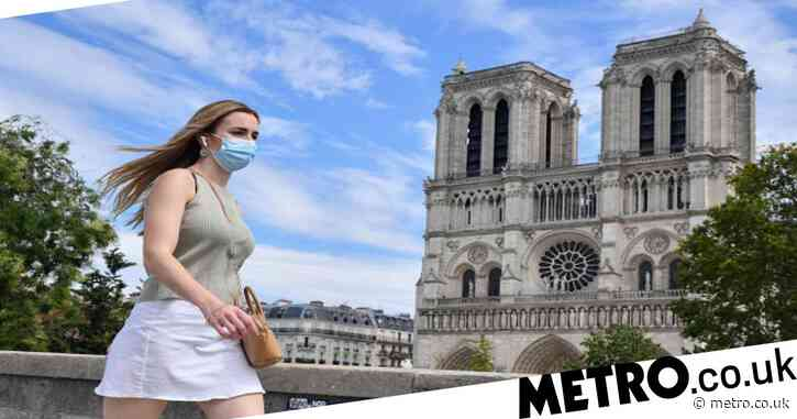 Do I have to quarantine if I drive through France?