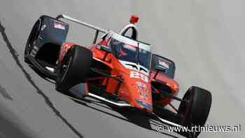 Hinchcliffe opent als snelste op Indy, Van Kalmthout 16e - RTL Nieuws