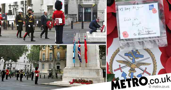 Tributes paid to veterans on 75th anniversary of VJ Day