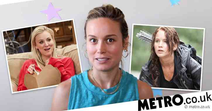 Brie Larson reveals the roles she missed out on including The Big Bang Theory and The Hunger Games