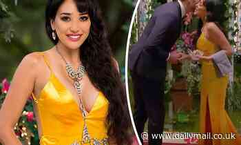 Bachelor contestant Juliette Herrera reveals family tragedy as she competes for Locky Gilbert