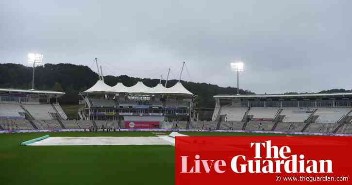 England v Pakistan: second Test, day three play delayed – live!