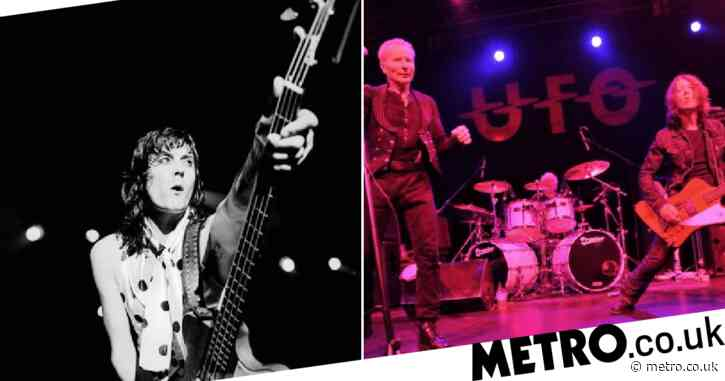 UFO's 10 best songs in the wake of bassist Pete Way's death