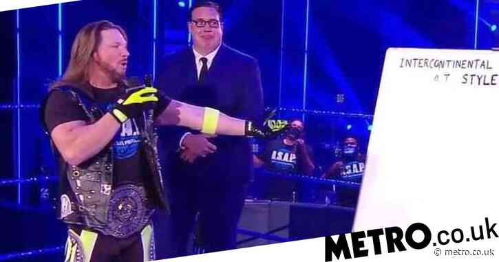 Who is WWE's Joseph Parks? Former IMPACT Wrestling legend Abyss debuts with AJ Styles