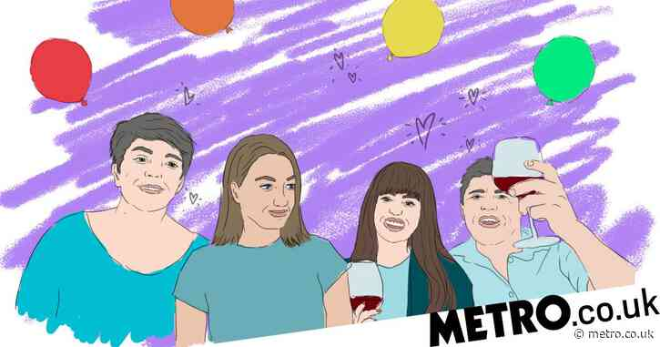Falling in love during lockdown gave me the courage to come out as bisexual to my parents