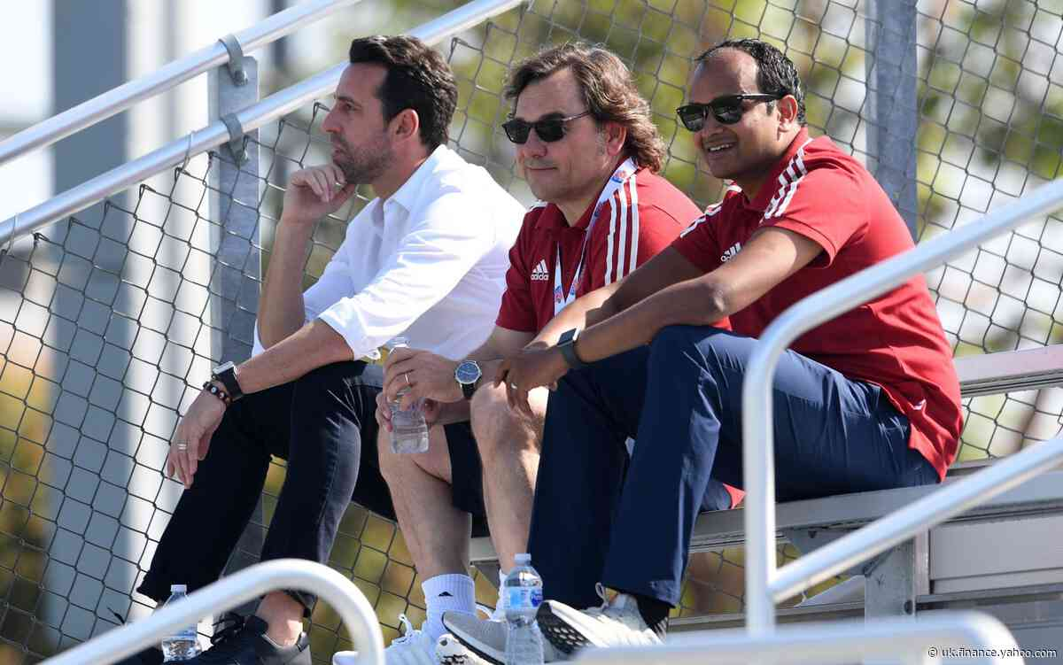 Arsenal announce shock departure of head of football Raul Sanllehi