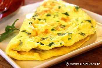 Omelette à l'aillet Saint-Capraise-de-Lalinde - Unidivers