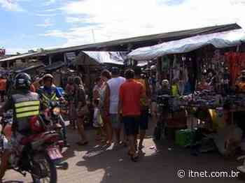Após reunião, Prefeitura de Itabaiana decide retorno da comercialização de calçados e roupas na feira para a quarta, 19 - Portal Itnet