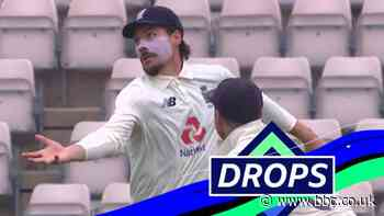 England v Pakistan analysis: TMS look at England's catching concerns