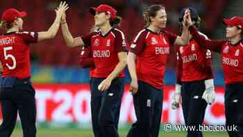 England v West Indies: ECB in talks over women's series