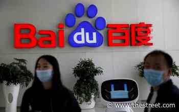 Baidu Shares Take a Hit - Here's the Buy-the-Dip Setup - TheStreet