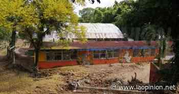 Ocho escuelas dañadas tras el paso de la tormenta tropical #25 en el Totonacapan - La Opinión