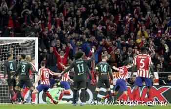 Leipzig y Atlético Madrid van por el paso a las semifinales - Tigo Sports