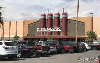 Anuncia Cinemark reapertura de salas en El Paso - El Diario