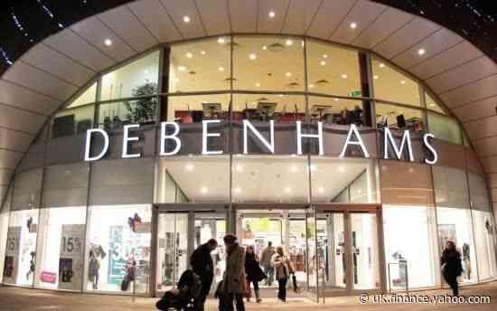 Embattled Debenhams appoints advisers to prepare liquidation plans