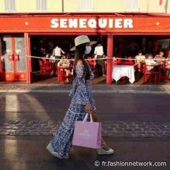A Saint-Tropez, toujours la foule estivale, sans la jet-set mondiale - FashionNetwork.com FR