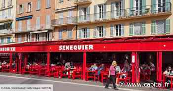 L'emblématique café Sénéquier ferme ses portes à Saint-Tropez - Capital.fr