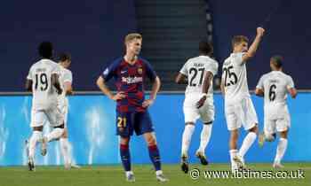 Bayern Munich's thrashing of Barcelona was 'brutal' says Muller