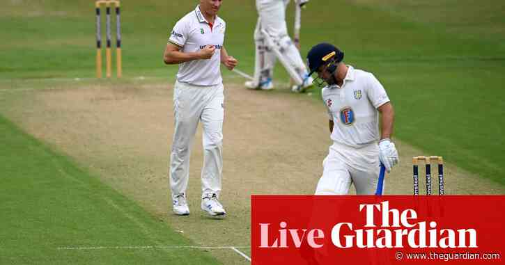 County cricket: Slater and Duckett tons for Notts, Somerset rip through Warks