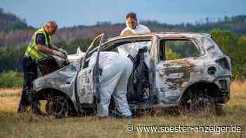 NRW: Fahrer verbrennt in Unfallwagen in Reichshof - Soester Anzeiger
