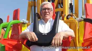 Ostiglia dice addio a Moser, il signore delle giostre - La Gazzetta di Mantova